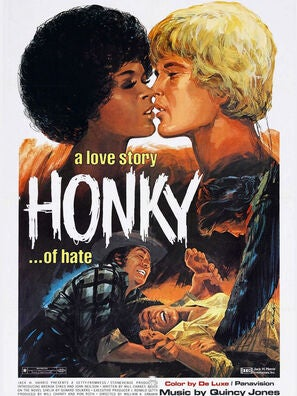 Honky movie poster