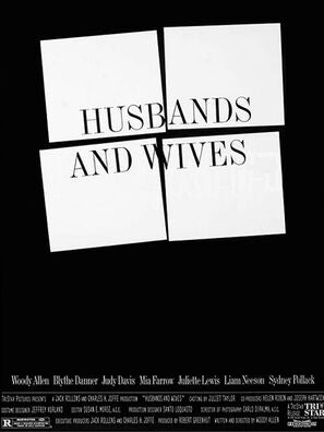 Husbands and Wives movie poster