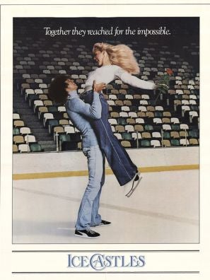 Ice Castles movie poster