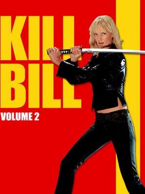 Kill Bill Vol. 2 movie poster