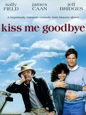 Kiss Me Goodbye movie poster