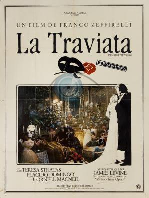 La Traviata movie poster