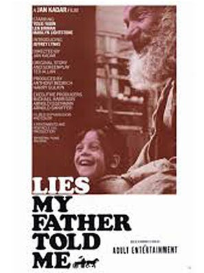 Lies My Father Told Me movie poster