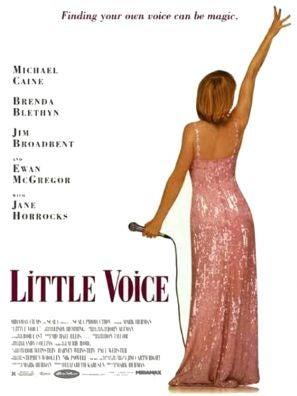 Little Voice movie poster