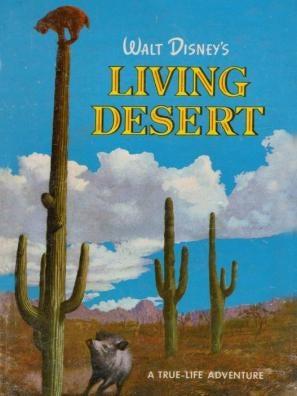 The Living Desert movie poster