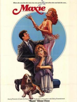 Maxie movie poster
