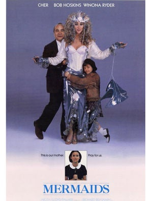 Mermaids movie poster