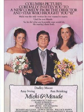 Micki & Maude movie poster