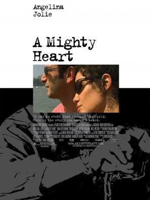 A Mighty Heart movie poster