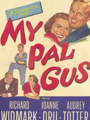 My Pal Gus movie poster
