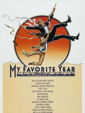 My Favorite Year movie poster