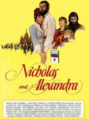 Nicholas and Alexandra movie poster