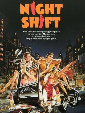 Night Shift poster