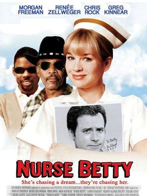 Nurse Betty movie poster