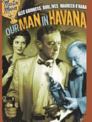 Our Man In Havana movie poster
