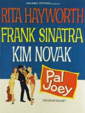 Pal Joey movie poster