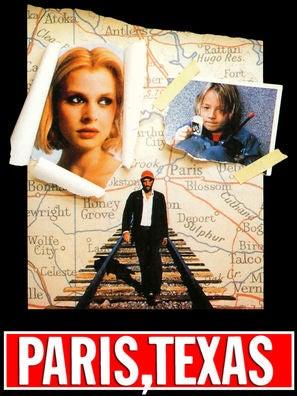 Paris, Texas movie poster