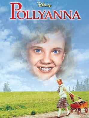 Pollyanna movie poster