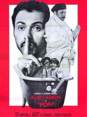 Popi movie poster