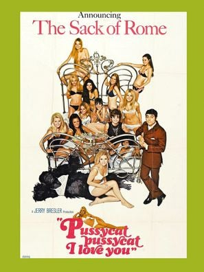 Pussycat, Pussycat, I Love You movie poster