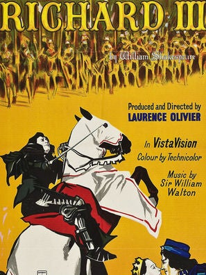 Richard III movie poster