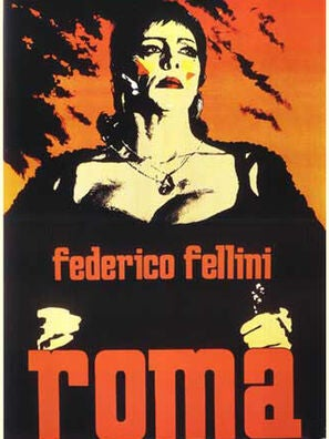 Roma 1972 Golden Globes