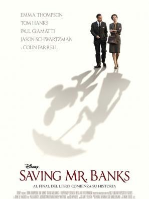Saving Mr. Banks movie poster