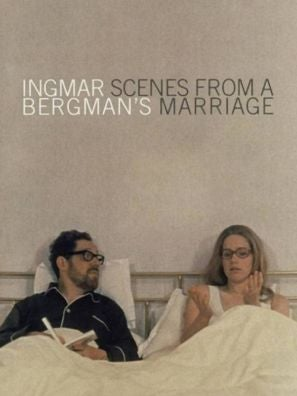 Scenes from a Marriage movie poster