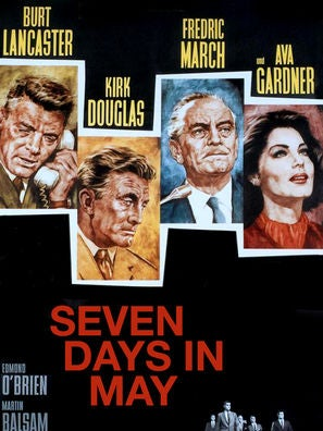 Seven Days in May movie poster