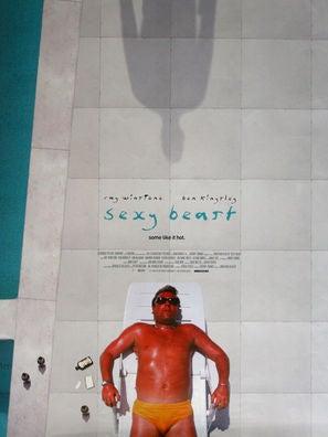 Sexy Beast movie poster