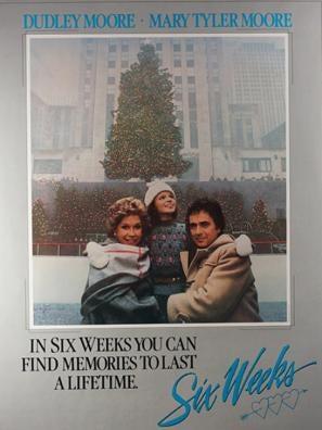 Six Weeks movie poster