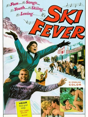 Ski Fever movie poster