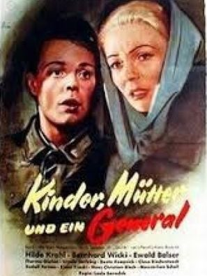Sons, Mothers and a General movie poster