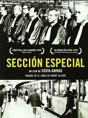 Special Section movie poster