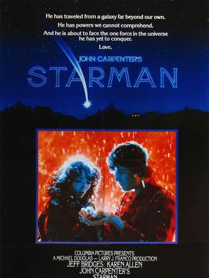 Image result for starman poster