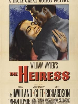 The Heiress, William Wyler 1950