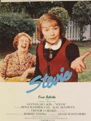 Stevie movie poster