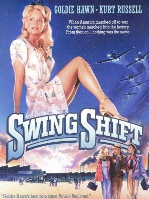 Swing Shift movie poster