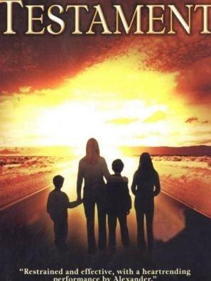 Testament movie poster