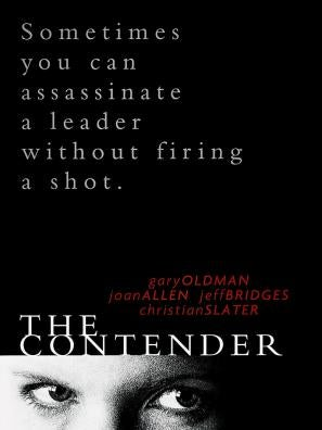 The Contender movie poster