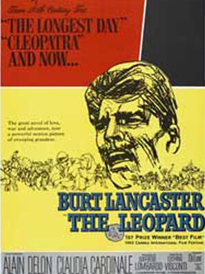 The Leopard movie poster