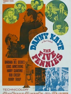 The Five Pennies movie poster