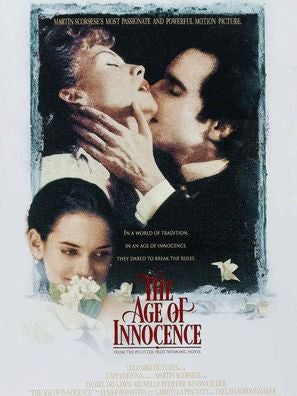 Age of Innocence, The | Golden Globes