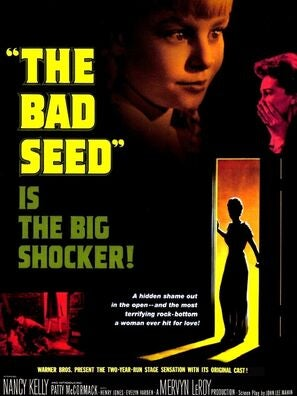 The Bad Seed movie poster