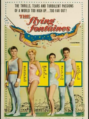 The Flying Fontaines movie poster