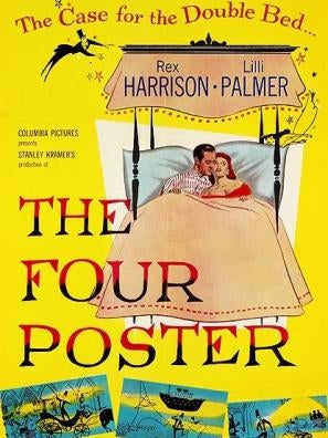 The Four Poster movie poster