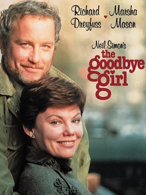 The Goodbye Girl movie poster