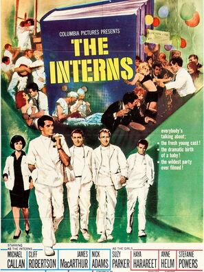 The Interns movie poster