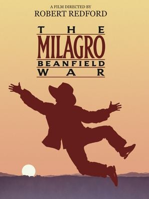 The Milagro Beanfield War movie poster
