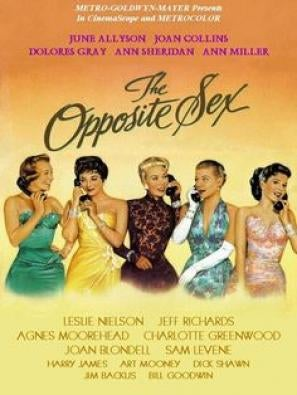 The Opposite Sex movie poster